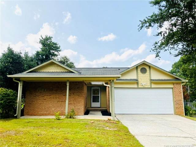 4594 Oakfield Court, Fayetteville, NC 28314 (MLS #662964) :: The Signature Group Realty Team