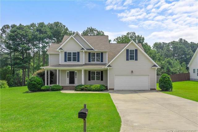 56 Mossburg Court, Bunnlevel, NC 28323 (MLS #662969) :: The Signature Group Realty Team