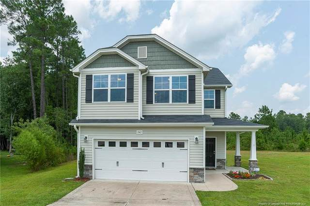 242 Blue Bay Lane, Cameron, NC 28326 (MLS #662980) :: The Signature Group Realty Team
