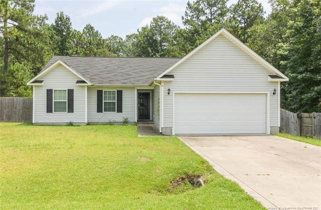 290 Sandstone Drive, Raeford, NC 28376 (MLS #662985) :: The Signature Group Realty Team