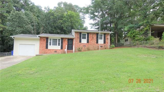 5432 Docia Circle, Fayetteville, NC 28314 (MLS #662999) :: The Signature Group Realty Team