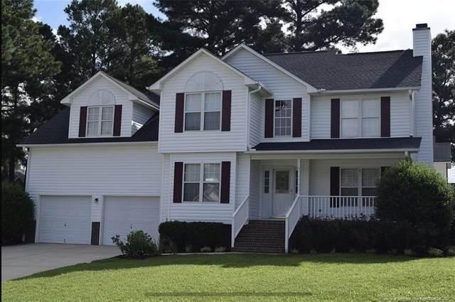 45 Pinevalley Lane, Sanford, NC 27332 (MLS #663001) :: Moving Forward Real Estate