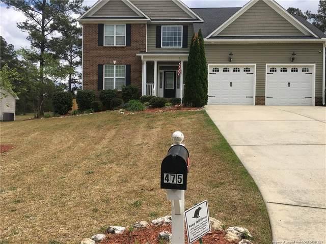 475 Spring Flowers Drive, Cameron, NC 28326 (MLS #663008) :: Towering Pines Real Estate