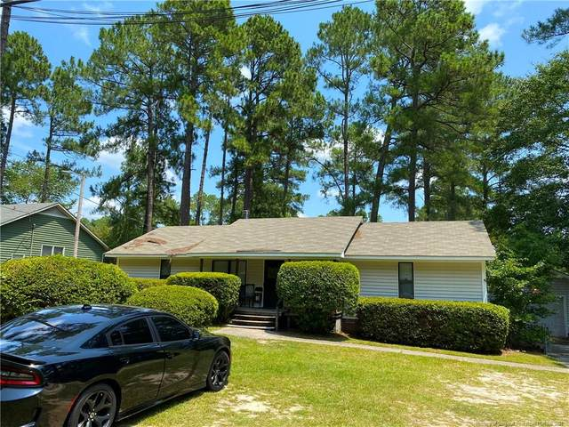 733 Helen Street, Fayetteville, NC 28303 (MLS #663014) :: The Signature Group Realty Team