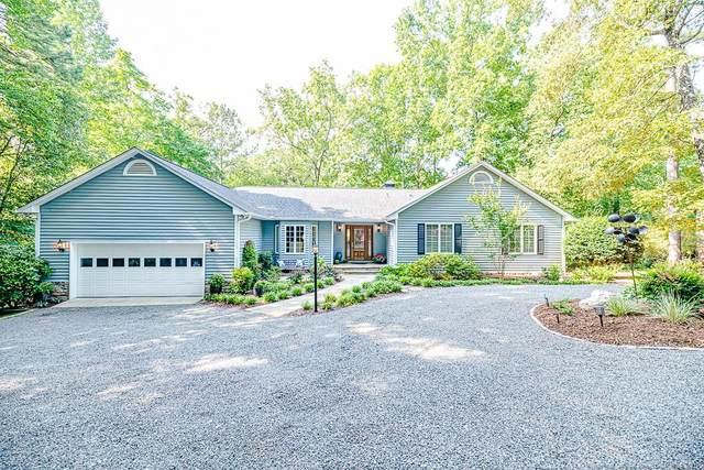 772 Troon Circle, Sanford, NC 27332 (MLS #663021) :: EXIT Realty Preferred