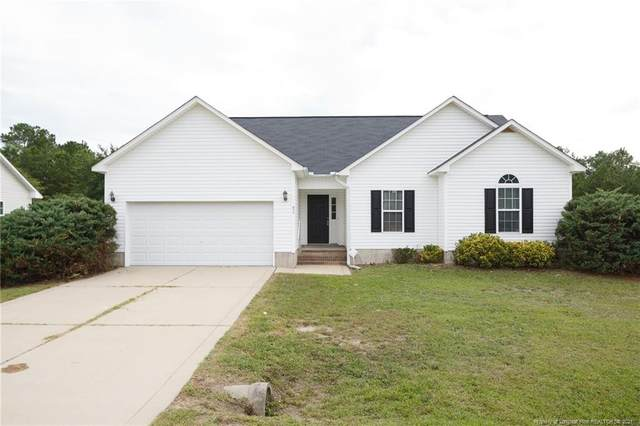 216 Copper Creek Drive, Raeford, NC 28376 (MLS #663039) :: The Signature Group Realty Team