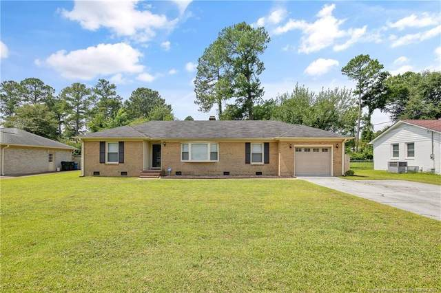 817 Bedford Road, Fayetteville, NC 28303 (MLS #663040) :: The Signature Group Realty Team