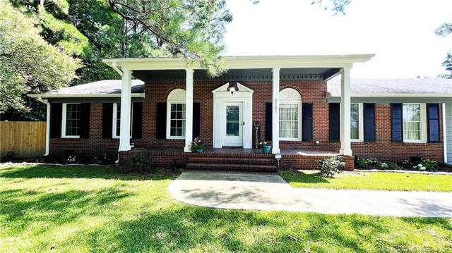 2131 Sapona Road, Fayetteville, NC 28312 (MLS #663041) :: The Signature Group Realty Team
