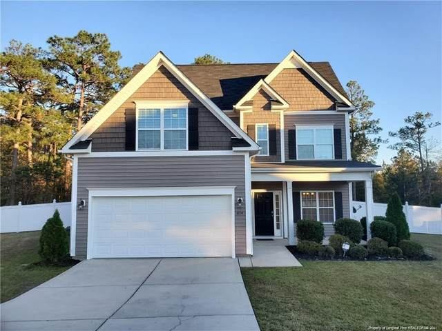 804 Century Drive, Cameron, NC 28326 (MLS #663042) :: The Signature Group Realty Team