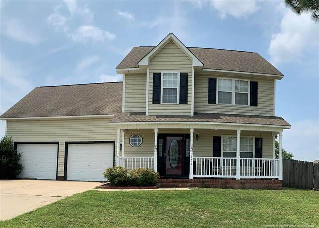 121 NE Highland Forest Drive, Sanford, NC 27332 (MLS #663047) :: The Signature Group Realty Team