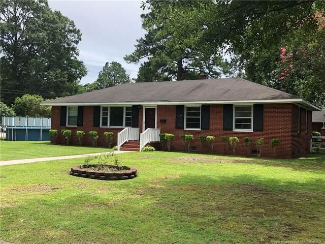 701 W 22nd Street, Lumberton, NC 28358 (MLS #663048) :: Moving Forward Real Estate