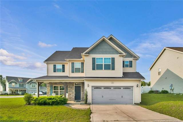 557 Century Drive, Cameron, NC 28326 (MLS #663049) :: The Signature Group Realty Team