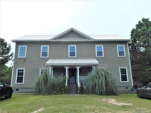 440 Read Road, Cameron, NC 28326 (MLS #663077) :: The Signature Group Realty Team