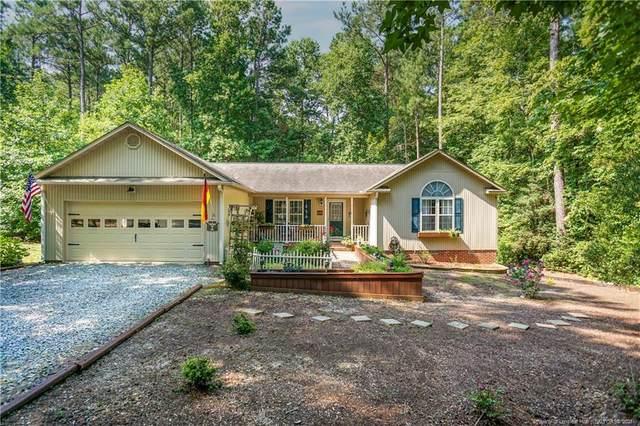 1345 Ohio Lane, Sanford, NC 27332 (MLS #663083) :: Freedom & Family Realty