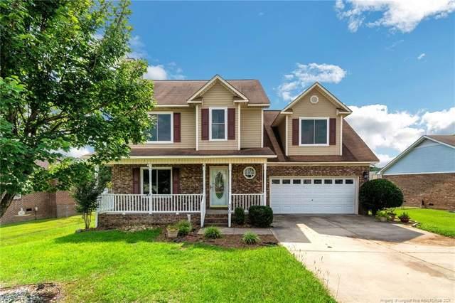 306 Laketree Boulevard, Spring Lake, NC 28390 (MLS #663084) :: Moving Forward Real Estate