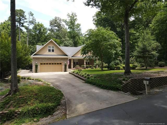 1118 Falling Stream, Sanford, NC 27332 (MLS #663086) :: Moving Forward Real Estate