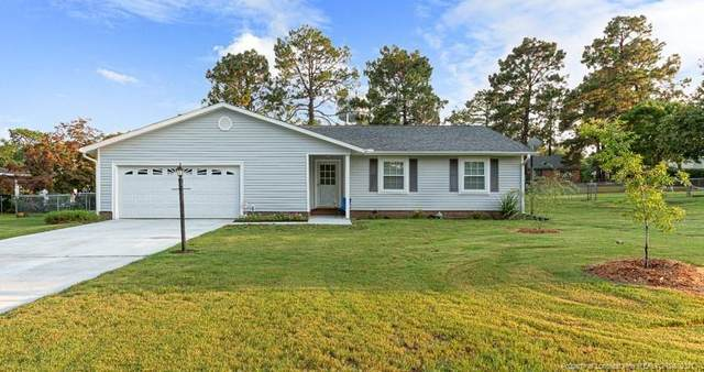 6905 Skyhawk Drive, Fayetteville, NC 28314 (MLS #663088) :: The Signature Group Realty Team
