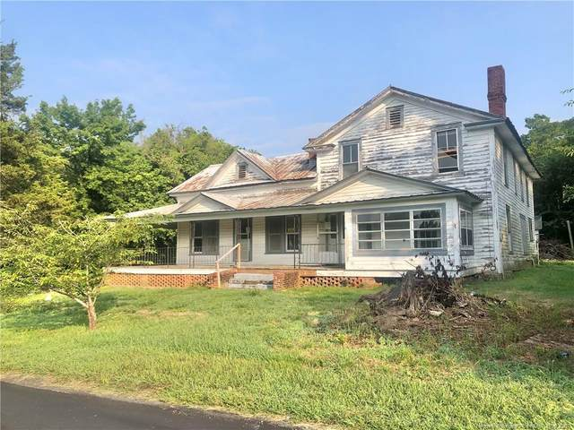 1084 Foust Road, Siler City, NC 27344 (MLS #663091) :: The Signature Group Realty Team