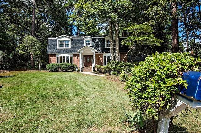 428 Brightwood Drive, Fayetteville, NC 28303 (MLS #663093) :: The Signature Group Realty Team