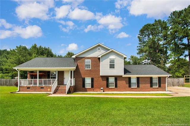 117 Stacy Lane, Raeford, NC 28376 (MLS #663098) :: EXIT Realty Preferred