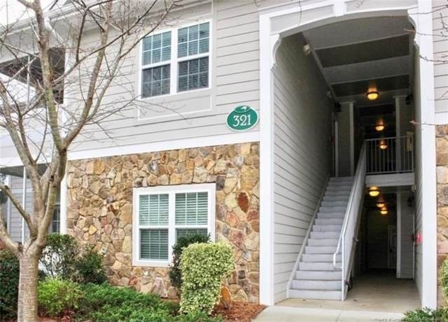 321 Gallery Drive #204, Spring Lake, NC 28390 (MLS #663105) :: The Signature Group Realty Team