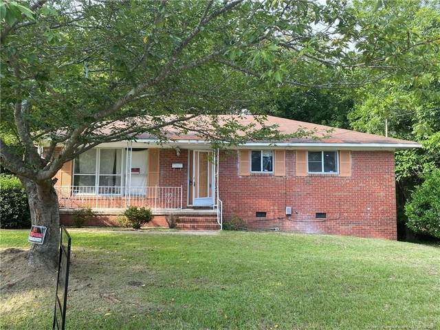 1804 Olympia Court, Fayetteville, NC 28301 (MLS #663117) :: The Signature Group Realty Team