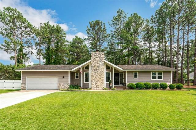 6853 South Staff Road, Fayetteville, NC 28306 (MLS #663119) :: Freedom & Family Realty