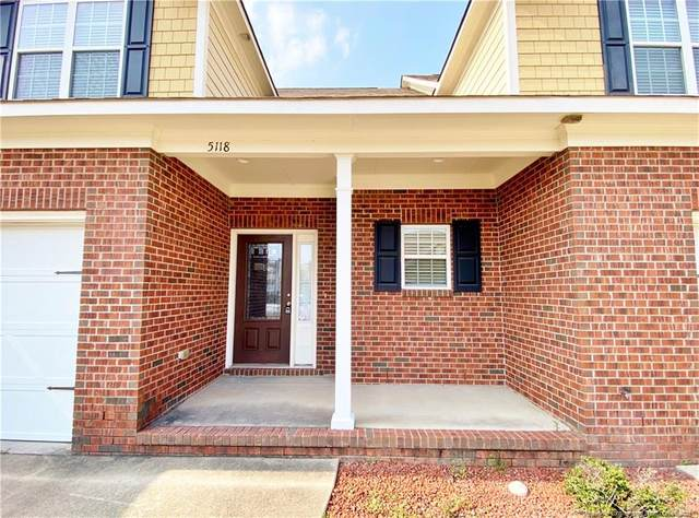 5118 Lime Street, Fayetteville, NC 28314 (MLS #663120) :: The Signature Group Realty Team
