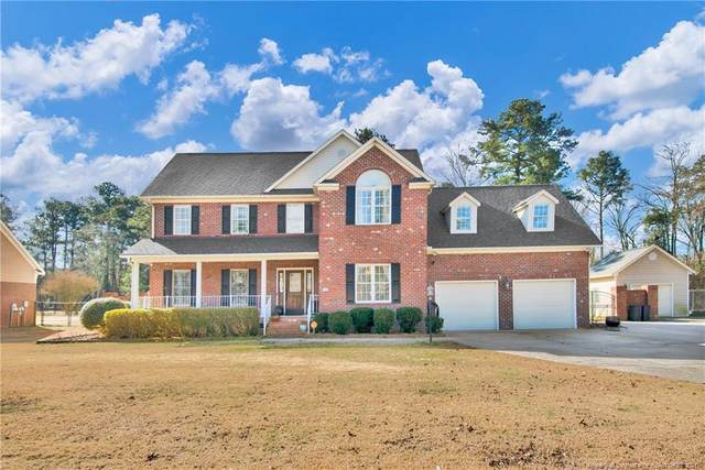 908 Camargo Court, Hope Mills, NC 28348 (MLS #663122) :: The Signature Group Realty Team