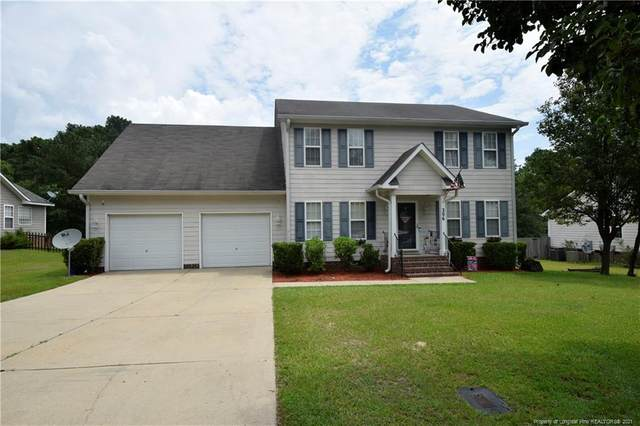 206 Somerset Drive, Raeford, NC 28376 (MLS #663124) :: The Signature Group Realty Team