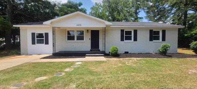 4406 Dominion Road, Fayetteville, NC 28306 (MLS #663129) :: The Signature Group Realty Team