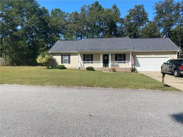 436 Hunters Creek Drive, Raeford, NC 28376 (#663131) :: The Helbert Team