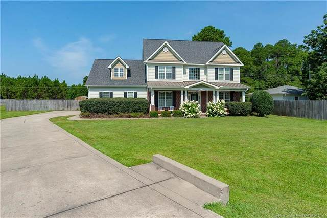 1601 Holloman Drive, Fayetteville, NC 28312 (MLS #663132) :: The Signature Group Realty Team