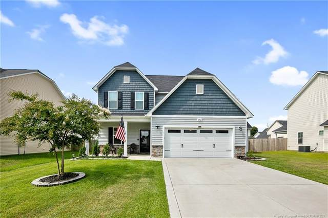 242 Chatfield Drive, Raeford, NC 28376 (MLS #663133) :: Freedom & Family Realty