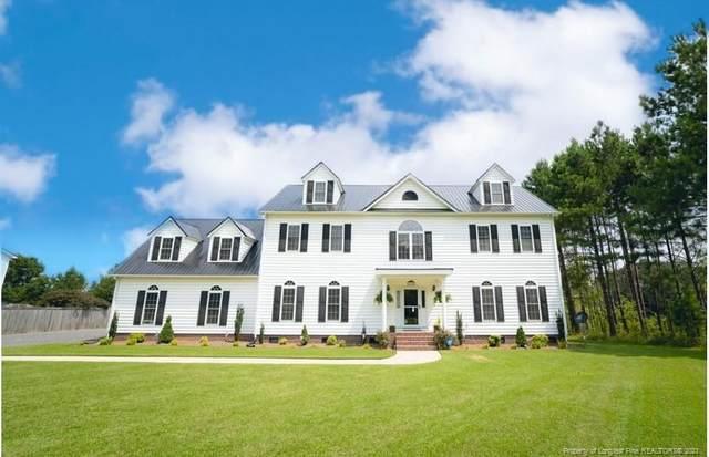 5260 Swanns Station Road, Sanford, NC 27332 (MLS #663135) :: Moving Forward Real Estate
