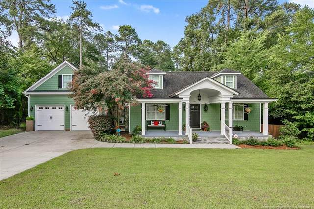 501 Rush Road, Fayetteville, NC 28305 (MLS #663145) :: Freedom & Family Realty