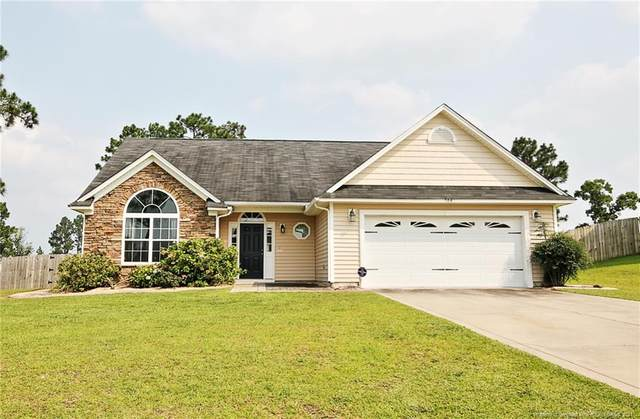 564 Valley Oak Drive, Bunnlevel, NC 28323 (MLS #663150) :: The Signature Group Realty Team