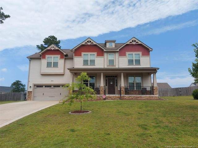 246 Turriff Way, Cameron, NC 28326 (MLS #663151) :: The Signature Group Realty Team