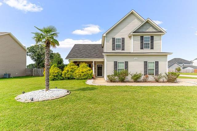 297 Wedgefield Drive, Raeford, NC 28376 (MLS #663162) :: The Signature Group Realty Team