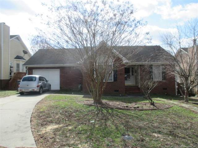 5927 Gist Place, Fayetteville, NC 28306 (MLS #663164) :: Moving Forward Real Estate