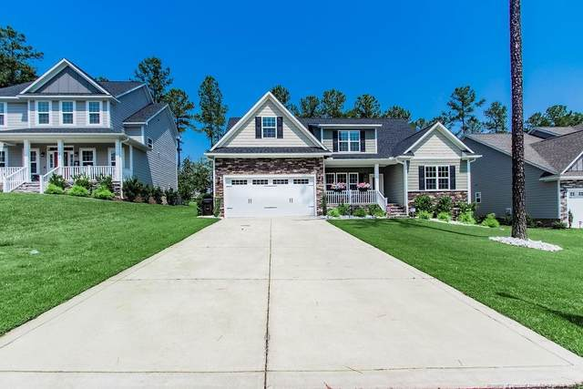 100 Education Drive, Spring Lake, NC 28390 (MLS #663170) :: Freedom & Family Realty