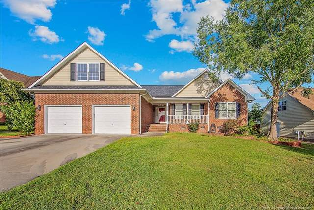2827 Beringer Drive, Fayetteville, NC 28306 (MLS #663180) :: On Point Realty