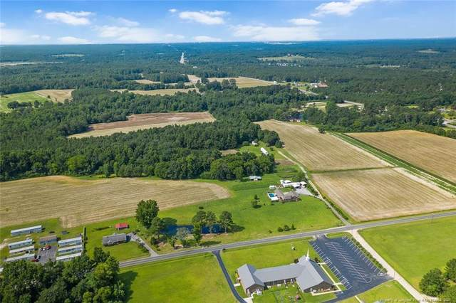 Bethel Baptist Road, Spring Lake, NC 28390 (MLS #663183) :: Towering Pines Real Estate
