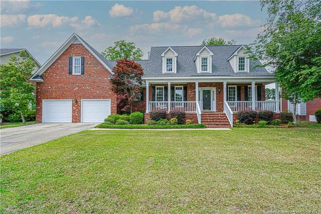 852 Duval Drive, Fayetteville, NC 28304 (MLS #663189) :: Freedom & Family Realty