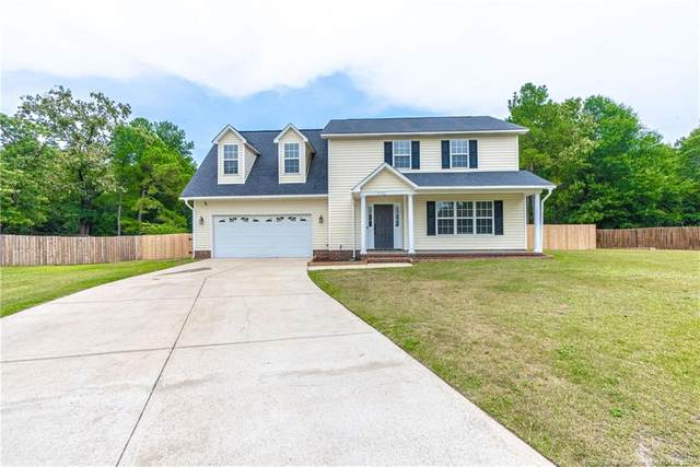 4601 Morning Star Lane, Hope Mills, NC 28348 (MLS #663197) :: The Signature Group Realty Team