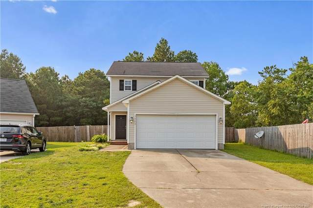 2808 Bromeliad Court, Hope Mills, NC 28348 (MLS #663201) :: The Signature Group Realty Team
