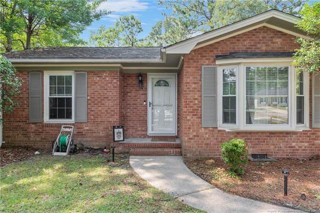 431 Southwick Drive, Fayetteville, NC 28303 (MLS #663204) :: The Signature Group Realty Team