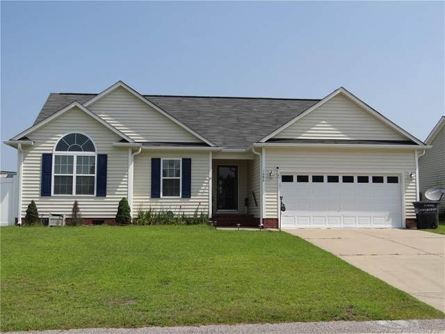1486 Avoncroft Drive, Fayetteville, NC 28306 (MLS #663206) :: The Signature Group Realty Team