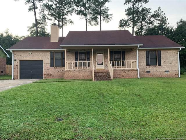 5035 Waterford Drive, Fayetteville, NC 28303 (MLS #663211) :: Freedom & Family Realty