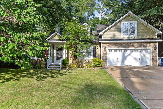 306 Rush Road, Fayetteville, NC 28305 (MLS #663223) :: Freedom & Family Realty